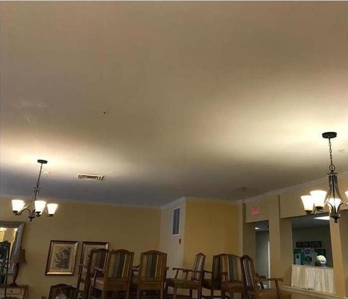 South Daytona Clubhouse Mold Problems Before