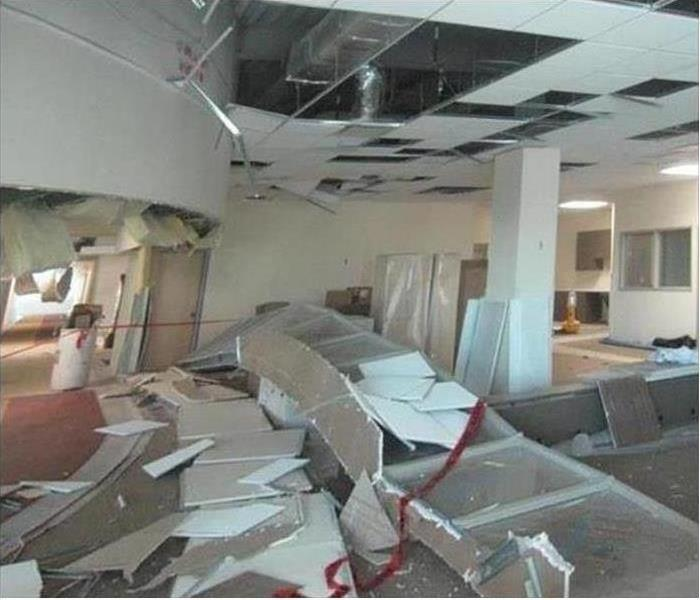 Commercial Water Damage – Port Orange