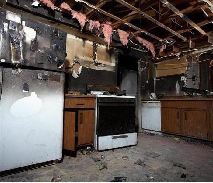 Why SERVPRO Professional Fire Damage Restoration Services for Daytona Homeowners