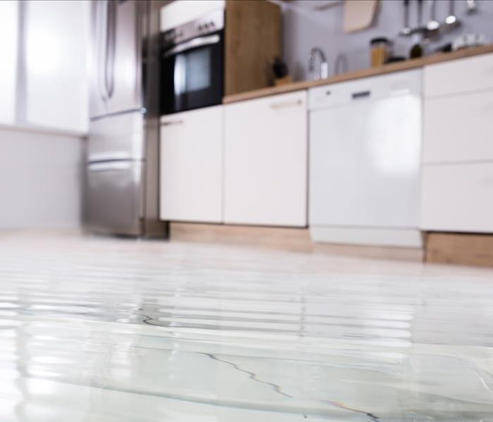 Water Damage We Set Up Drying Equipment In Your Port Orange Home After Water Damage