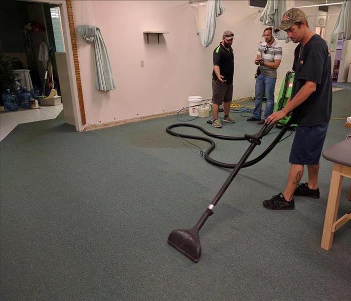 Carpet Cleaning Servpro Of South Daytona Beach Port Orange