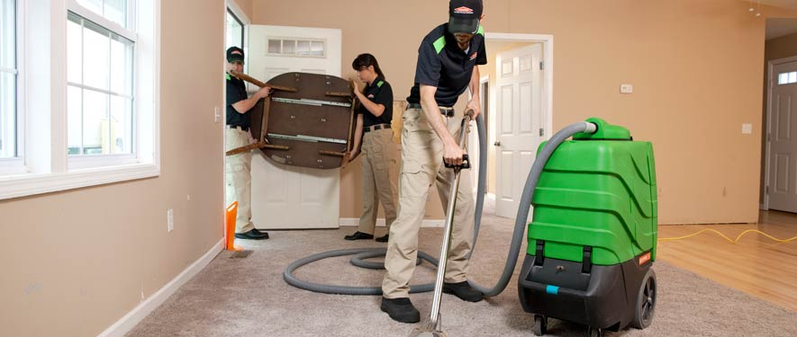 South Daytona, FL residential restoration cleaning